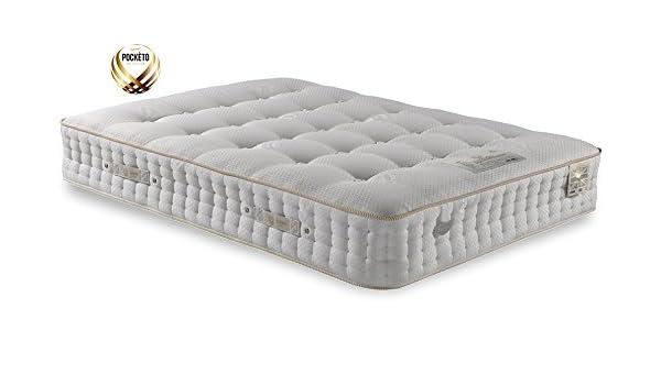 Sareer 5000 pocketo Reflex Plus colchón - empresa: Amazon.es: Electrónica