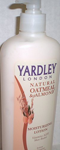 Vitamin Enriched Lotion - Oatmeal & Almond