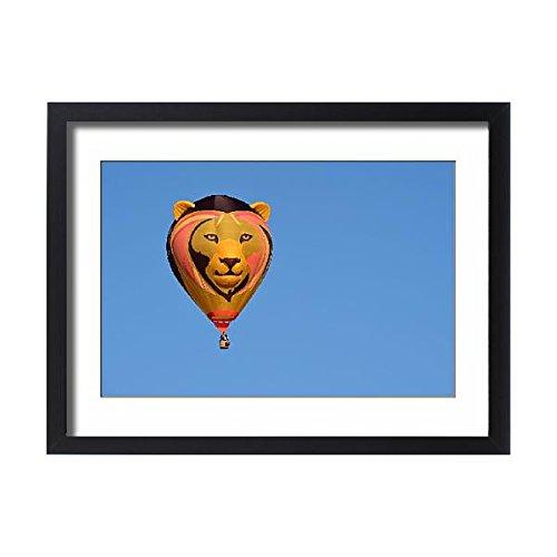 Media Storehouse Framed 24X18 Print Of Spain-Balloons-Festival (14725657) by Media Storehouse