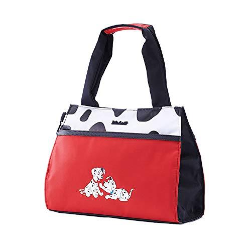 避けるチキンバラ色女性用 ディズニー ダルメシアン Golf Bag トートバッグ 並行輸入