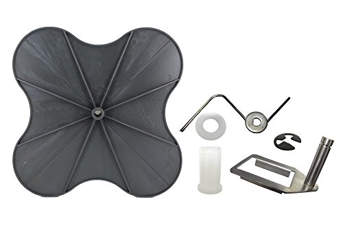 Lesco Spreader Repair Kit with Ultra Impeller