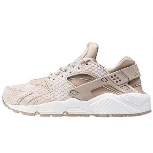 Nike Vrouwen Air Huarache Run Premium Mode Sneakers Linnen Zeil