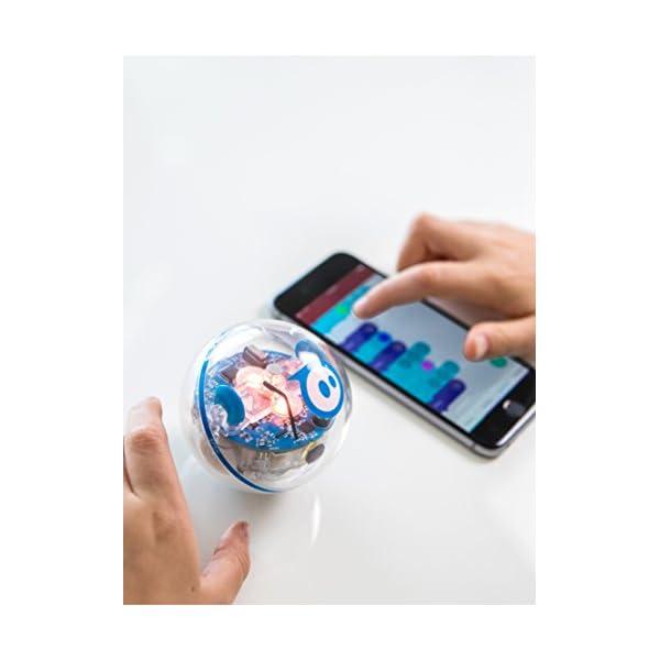 Sphero-Sprk-App-Enabled-Robot