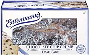 Entenmann S Chocolate Chip Crumb Loaf Cake 14 Oz Amazon