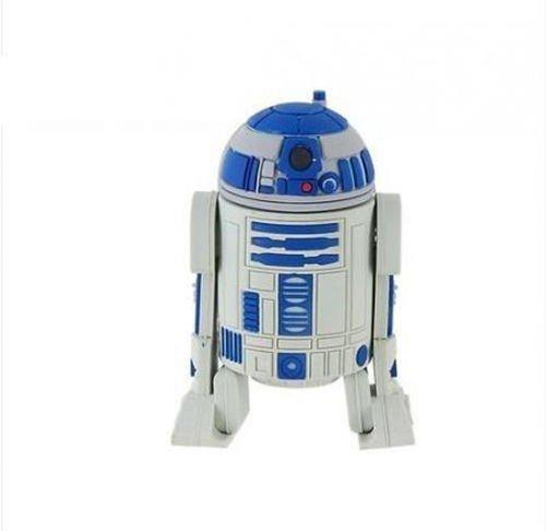 16GB SUPER Speed Star Wars R2D2 USB 2.0 Full Capacity Flash Drive (US SELLER)