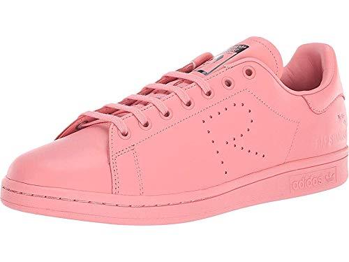 - adidas by RAF Simons Unisex RAF Simons Stan Smith Tactile pink Bliss Pink Footwear White 9.5 M UK Medium