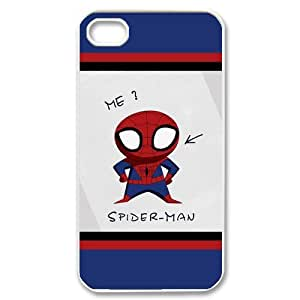 Any mode Marvel Spiderman Hard Cover Case for Apple IPhone 4 4S