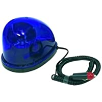 Eurolite 060093 Phare Police STA-1221 12 V/21 W Bleu