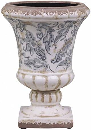 L\'Héritier Du Temps Jolie Vasque Style Antique Ancien Vase ...