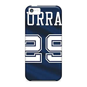 Hot Style EPe636dIJN Protective Case Cover For Iphone5c(dallas Cowboys)