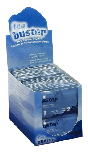 C-Clear 344064999 FogBuster Towelette (Box of 60)