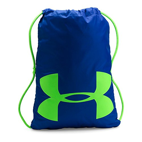 Under Armour Ozsee Elevated Glow Sackpack, Ultra Blue/Ultra Blue, One Size