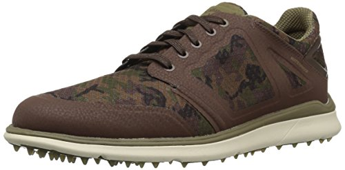 Callaway Men's Highland Golf Shoe, camo, 12 M US