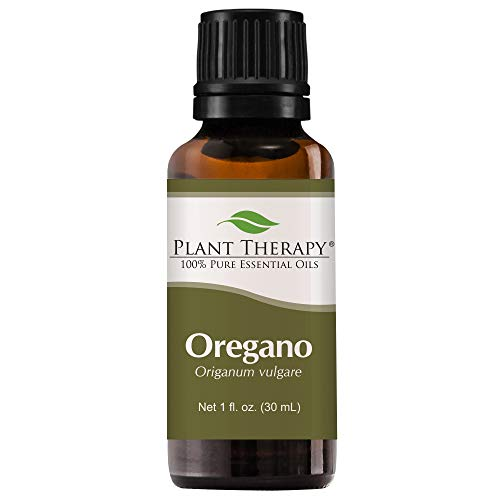 Plant Therapy Oregano Essential Oil 100% Pure, Undiluted, Natural Aromatherapy, Therapeutic Grade 30 Ml (1 Oz) (Best Oil For Oil Pulling Sinus Infection)