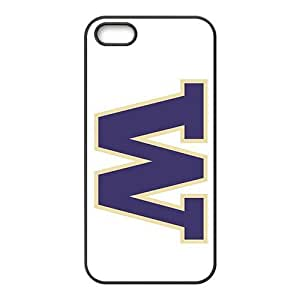 NCAA Washington Huskies Alternate 2007 Black For SamSung Galaxy S6 Phone Case Cover
