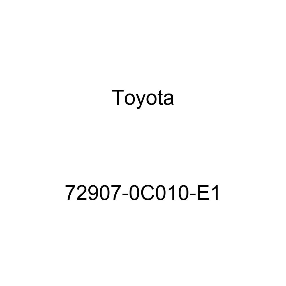 Toyota Genuine 72907-0C010-E1 Seat Cushion Cover