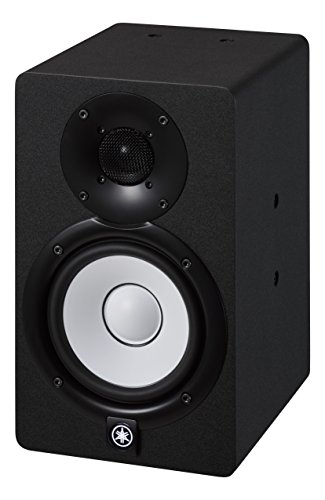 Yamaha HS5I Studio Monitor with Mounting Points and Screws, Black