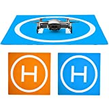 PGYTECH Huaye Waterproof Landing Pad for Drones Quadcopter Parts Drone Accessories Landing Gear for DJI Mavic 2 Pro/Mavic 2 Zoom/Mavic Pro Phantom 2/3/4/Pro Inspire 1/2 (Square(50cm)) Review