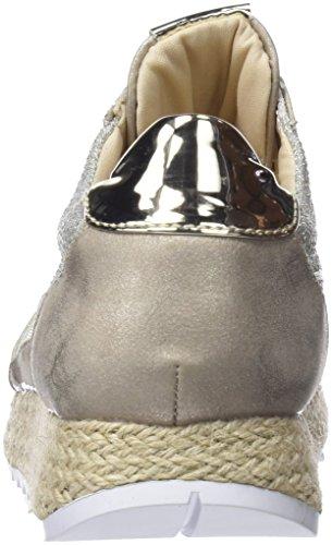 Espejo para Bolt Vandy Platino Drop 2 Zapatillas Plateado MARE MARIA Neon Beige Champagne Mujer Champagne 4qTRRw