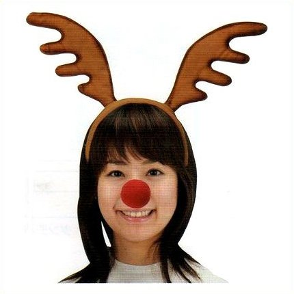 Reindeer headband set (japan import)