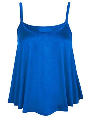 Uptown Girl - Canotta -  donna Blu blu