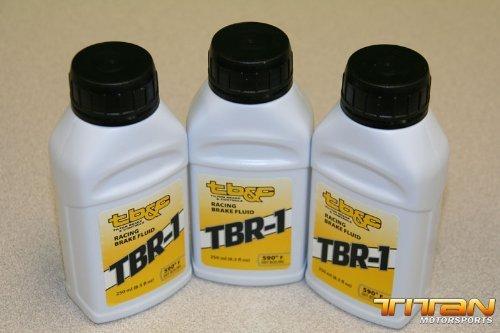 Tilton Engineering tbr-1 tbr-1ブレーキ流体250 ml B00373Y88M