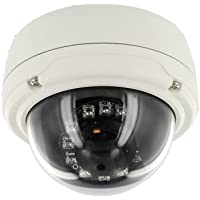 Leviton 68A01-1 Indoor/Outdoor Day/Night Dome Camera