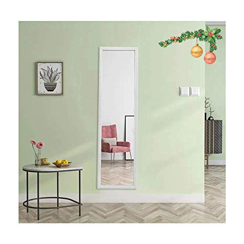 Beauty4U Full Length Door Mirror Wall Mounted Dressing Mirror, 50