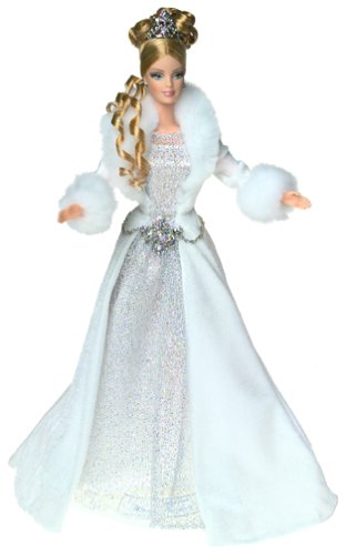 2003 Holiday Visions Winter Fantasy Special Edition Holiday Barbie Doll