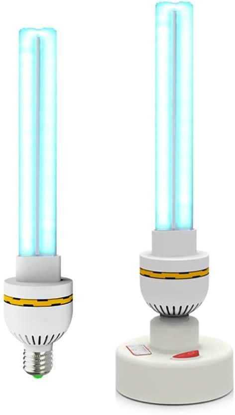 AtR Lámpara de desinfección Lámpara germicida Ultravioleta ...