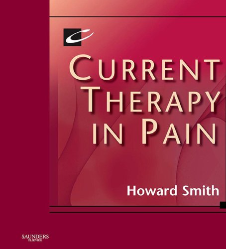 Current Therapy in Pain Pdf