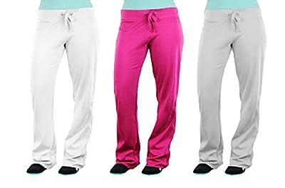 Champion Women's Casual 100% Cotton Campus Pant