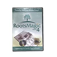RootsMagic Family Tree Genealogy Software Version 4