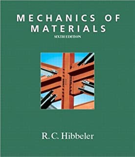 Engineering mechanics statics 11th edition russell c mechanics of materials 6th edition fandeluxe Choice Image