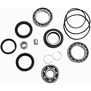 Amazon Com All Balls Atv Rear Differential Bearing And Seal Kit 25