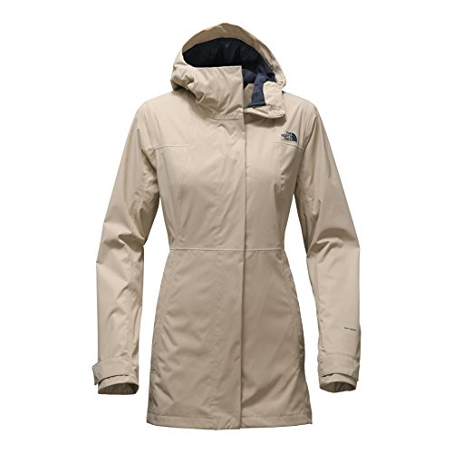 - The North Face Women's City Midi Trench Crockery Beige Large