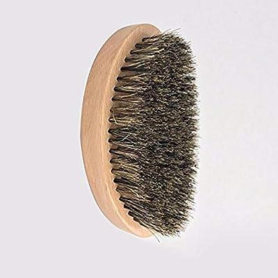 Premium Wave Brush With Travel Bag and Case- Medium Hair