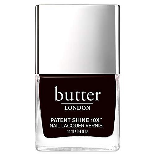butter LONDON Patent Shine 10X Nail Lacquer, Wicked