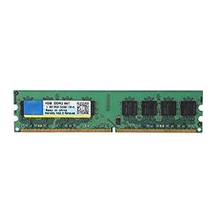 Amazon.com: fo sa - Memoria RAM DDR2, 1 G 240 pines, 1,8 V ...