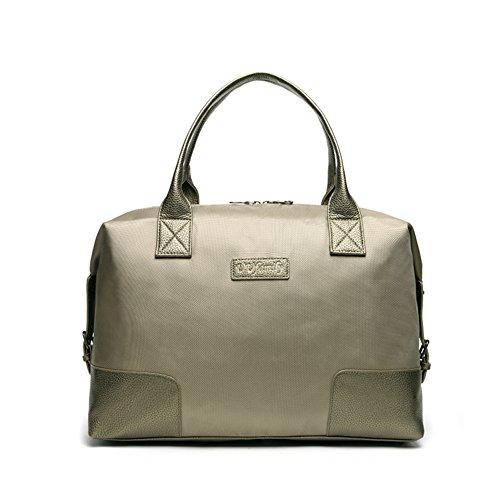 Bolsos del negocio/bolso de equipaje corto de gran capacidad de los hombres/bolso del paño de oxford-E B