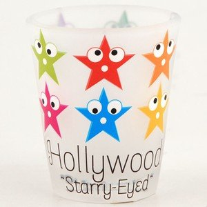 PACK Hollywood Shot Glass Looksee 46454 4