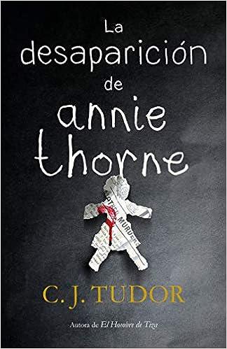 Resultado de imagen de la desaparición de annie thorne reseña