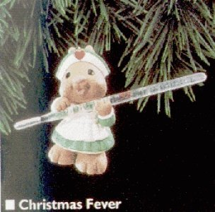 Hallmark Keepsake Ornament - Christmas Fever 1995 (QX5967)