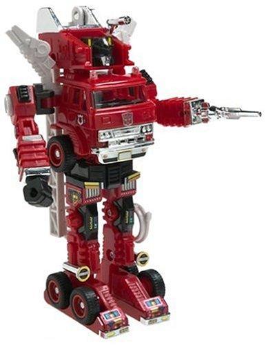 Hasbro Transformers G1 Inferno