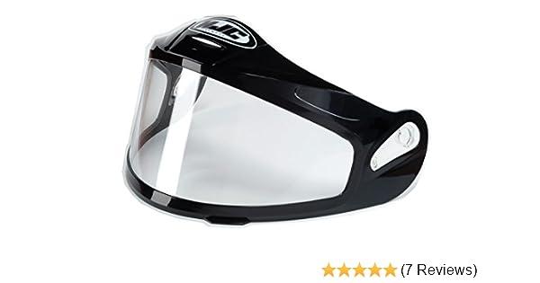 HJC HJ-09P Frameless Electric Shield Snowmobile Helmet Accessories Clear//One Size