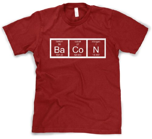 The Chemistry Of Bacon T Shirt