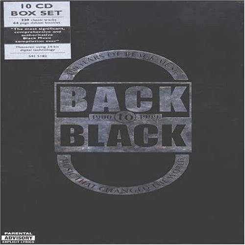 Back to Black 1900-1999 by Polygram UK