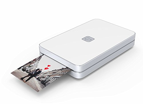 Lifeprint 2x3 Portable Photo and Video Printer for iPhone and Android. Make Your Photos Come to Life w/Augmented Reality - White by Lifeprint