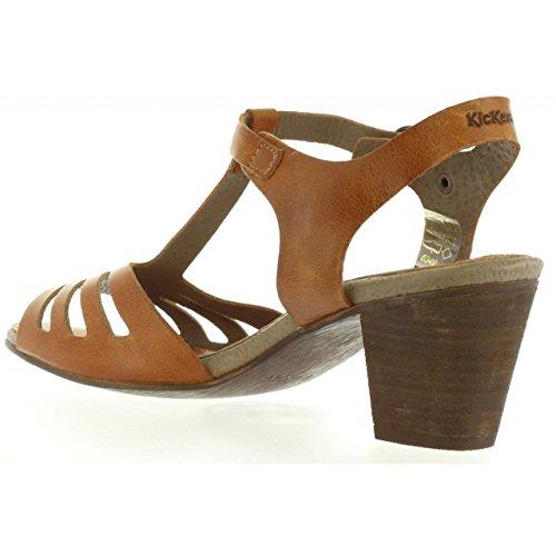 Kickers pour Seattle Femme Camel Sandales 114 470600 50 qRqz6