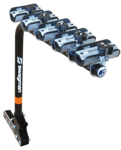 Swagman XP 5 portaequipajes plegable para bicicletas